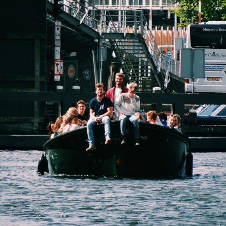 ErVaar Amsterdam – Float Away Amsterdam