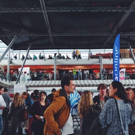 Studentenbeurs – Student Fair